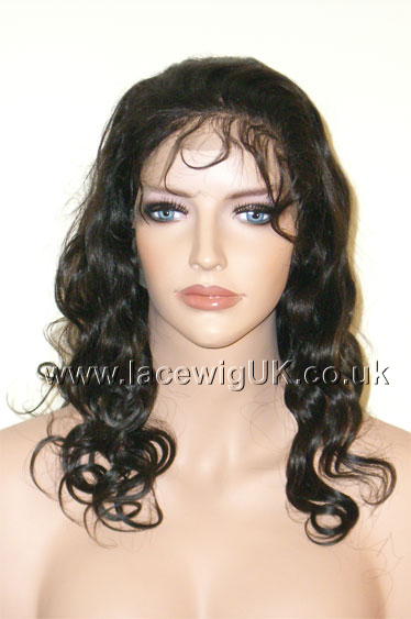 Body Wave 12inch Color 2 Full Lace Wig
